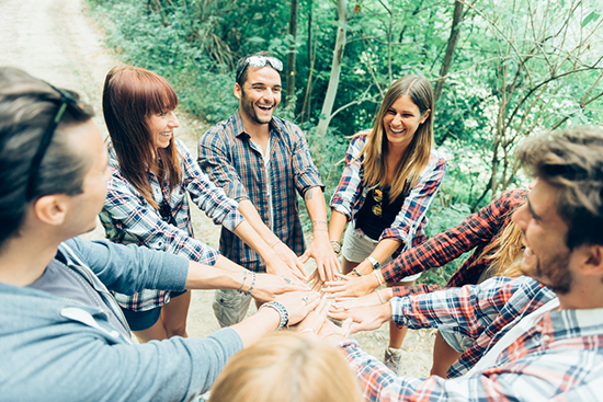 Our Favorite Outdoor Team Building Activities Blog Mormon Lake Lodge